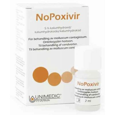 Nopoxivir 5% 2 ml
