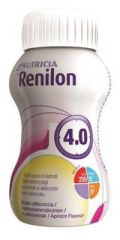 RENILON 4.0 APRIKOOSI X4X125 ML