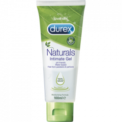 Durex natural liukuvoide 100 ml